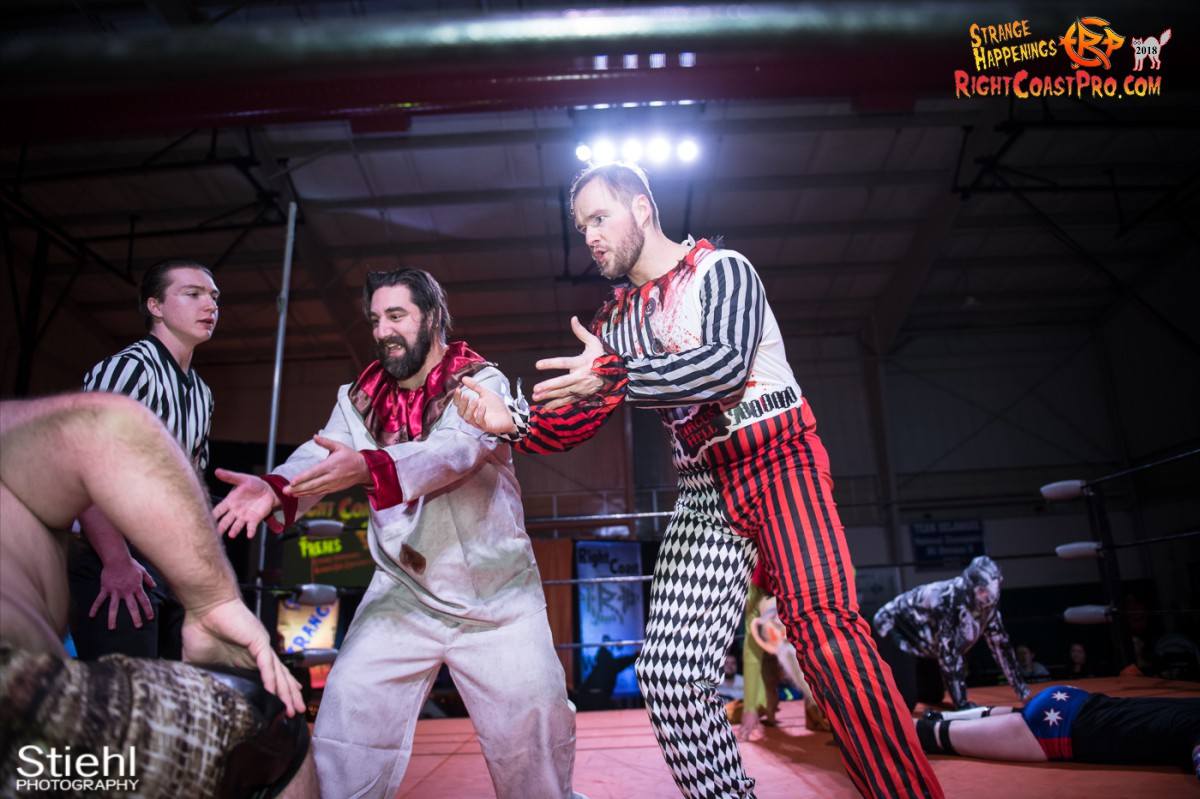 21 beat freaks RCP49 RIGHTCOASTPRO WRESTLING DELAWARE