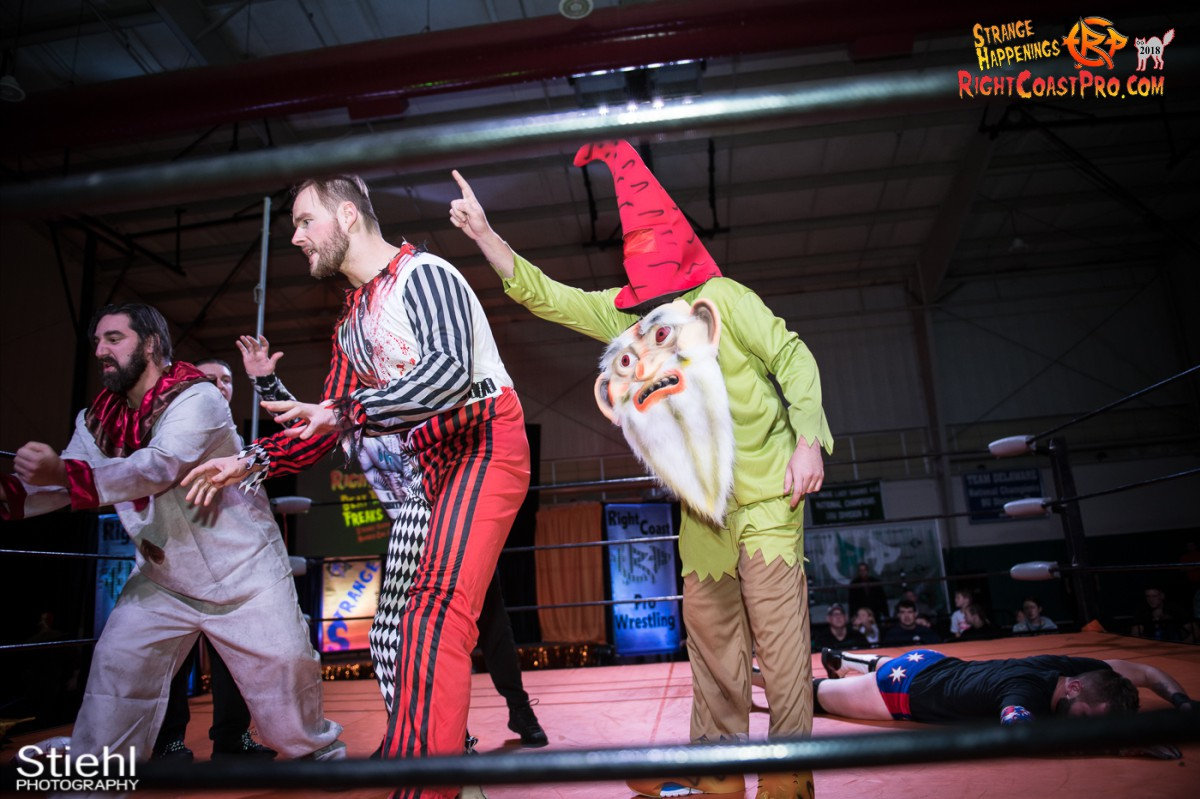 22 beat freaks RCP49 RIGHTCOASTPRO WRESTLING DELAWARE