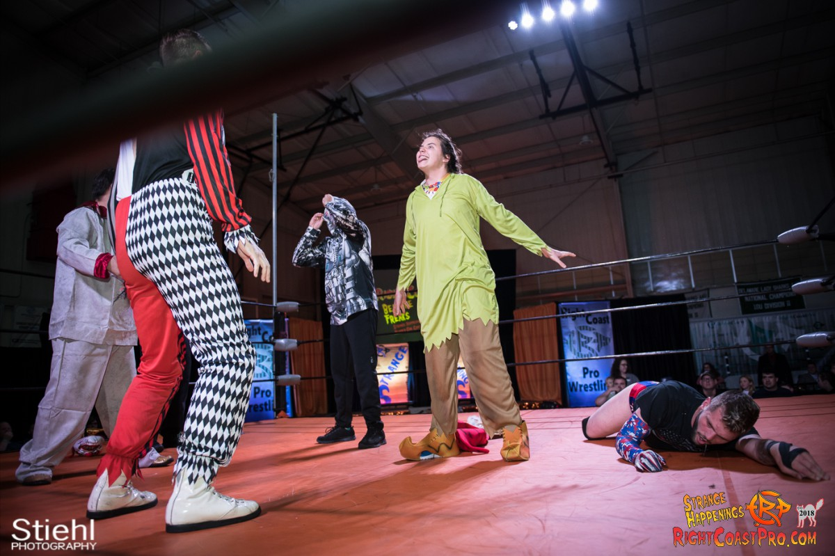 23 beat freaks RCP49 RIGHTCOASTPRO WRESTLING DELAWARE