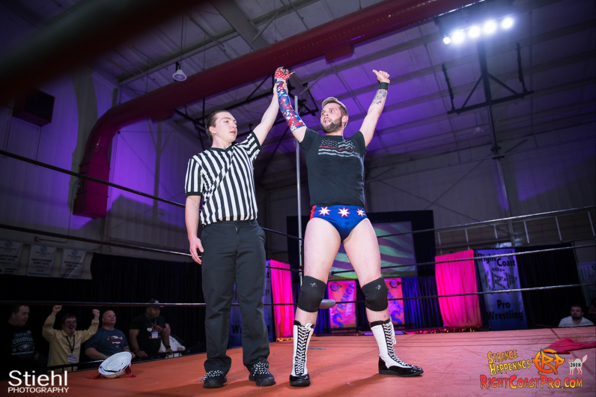 27 beat freaks RCP49 RIGHTCOASTPRO WRESTLING DELAWARE