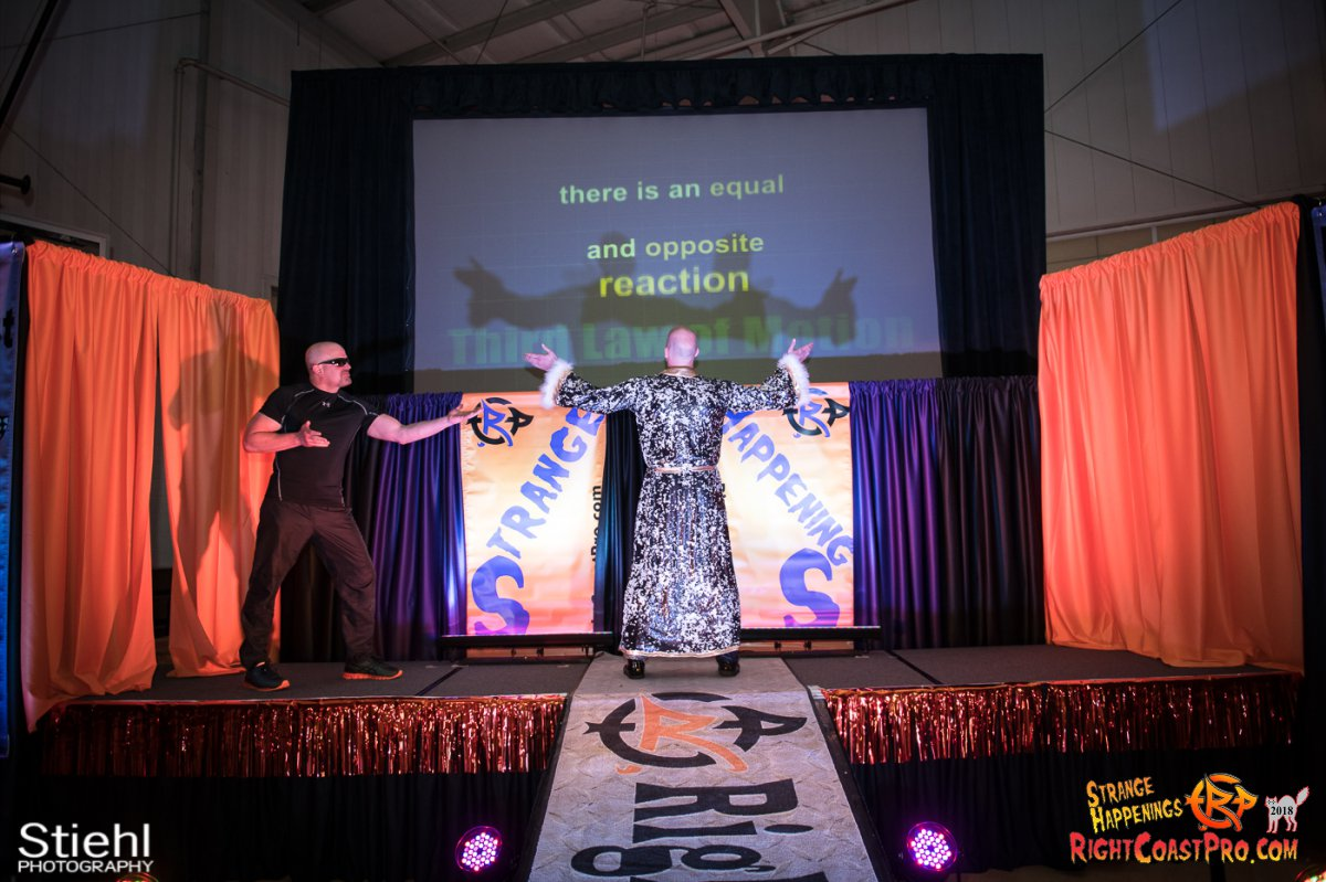 1 PoleMatch RCP49 RIGHTCOASTPRO WRESTLING DELAWARE