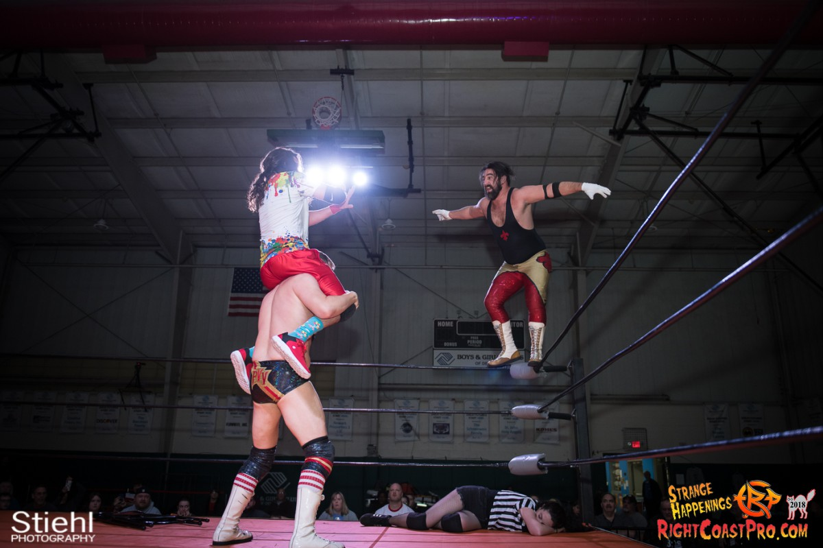 18 MM KRAZYKIDS RCP49 RIGHTCOASTPRO WRESTLING DELAWARE