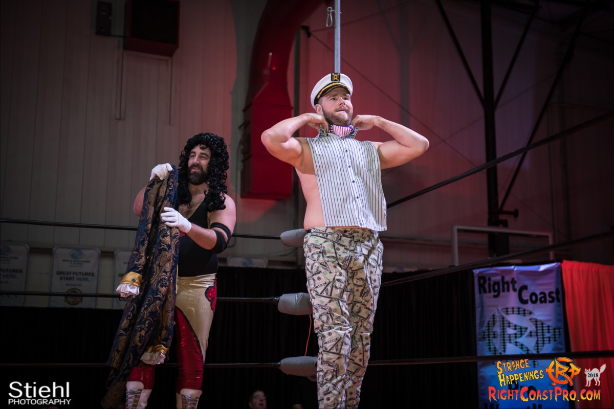 5 MM KRAZYKIDS RCP49 RIGHTCOASTPRO WRESTLING DELAWARE