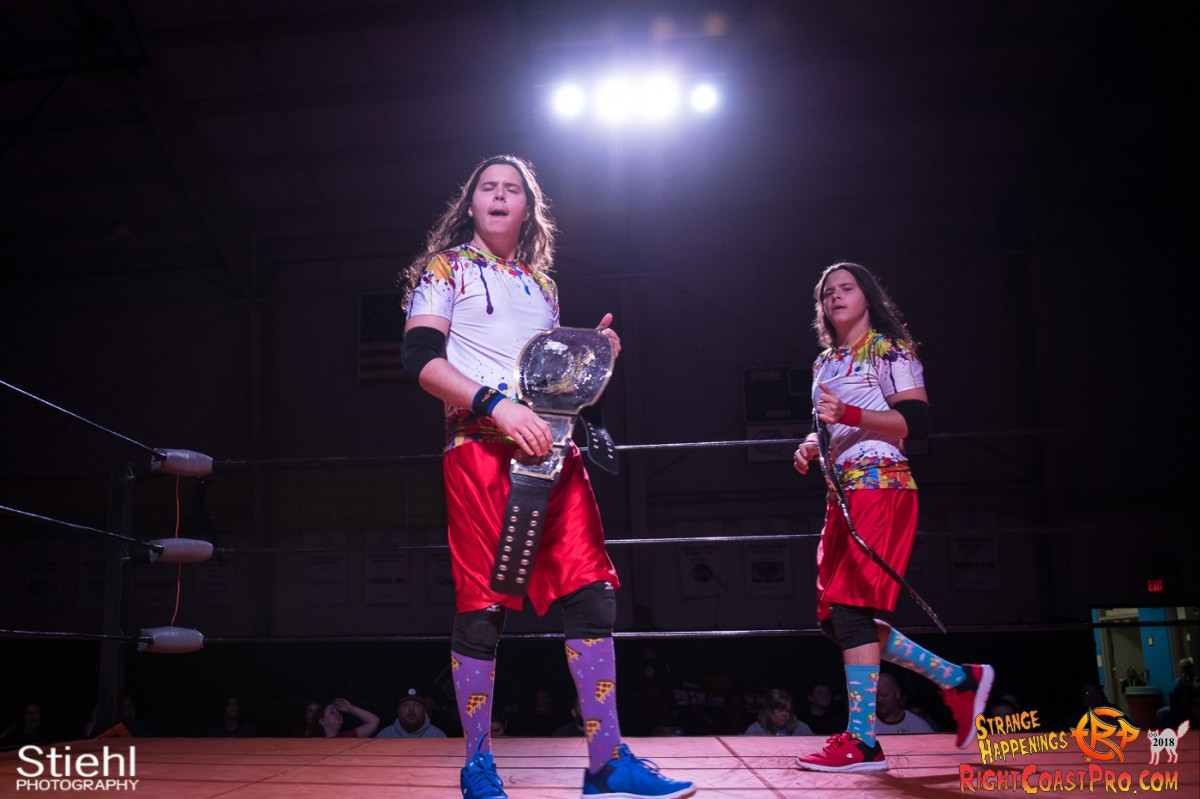 1 GauntletMatch RCP49 RIGHTCOASTPRO WRESTLING DELAWARE