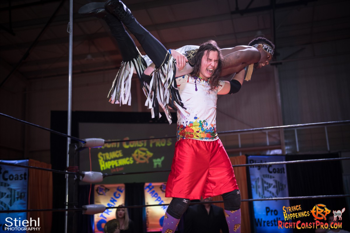 10 GauntletMatch RCP49 RIGHTCOASTPRO WRESTLING DELAWARE