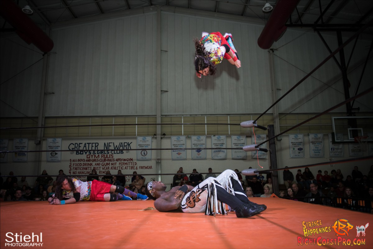 11 GauntletMatch RCP49 RIGHTCOASTPRO WRESTLING DELAWARE