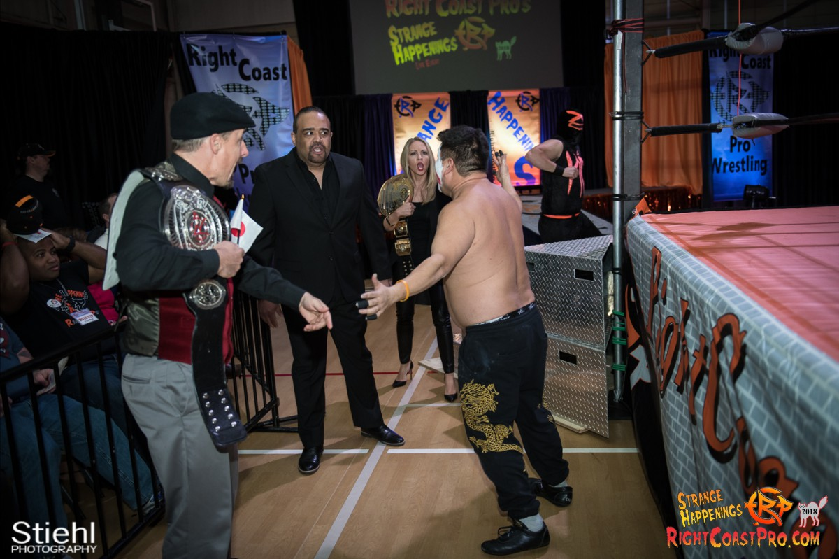 12 GauntletMatch RCP49 RIGHTCOASTPRO WRESTLING DELAWARE