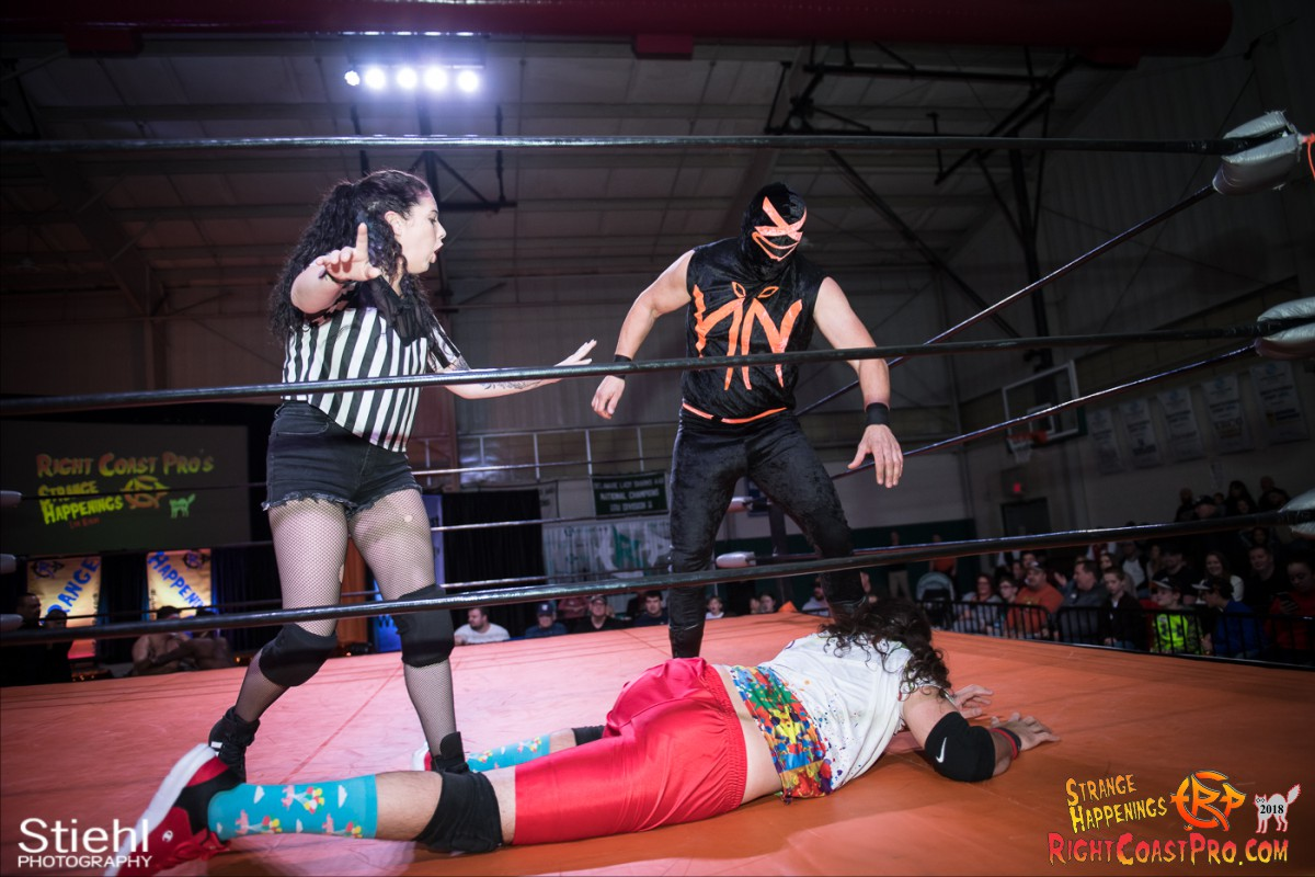 13 GauntletMatch RCP49 RIGHTCOASTPRO WRESTLING DELAWARE