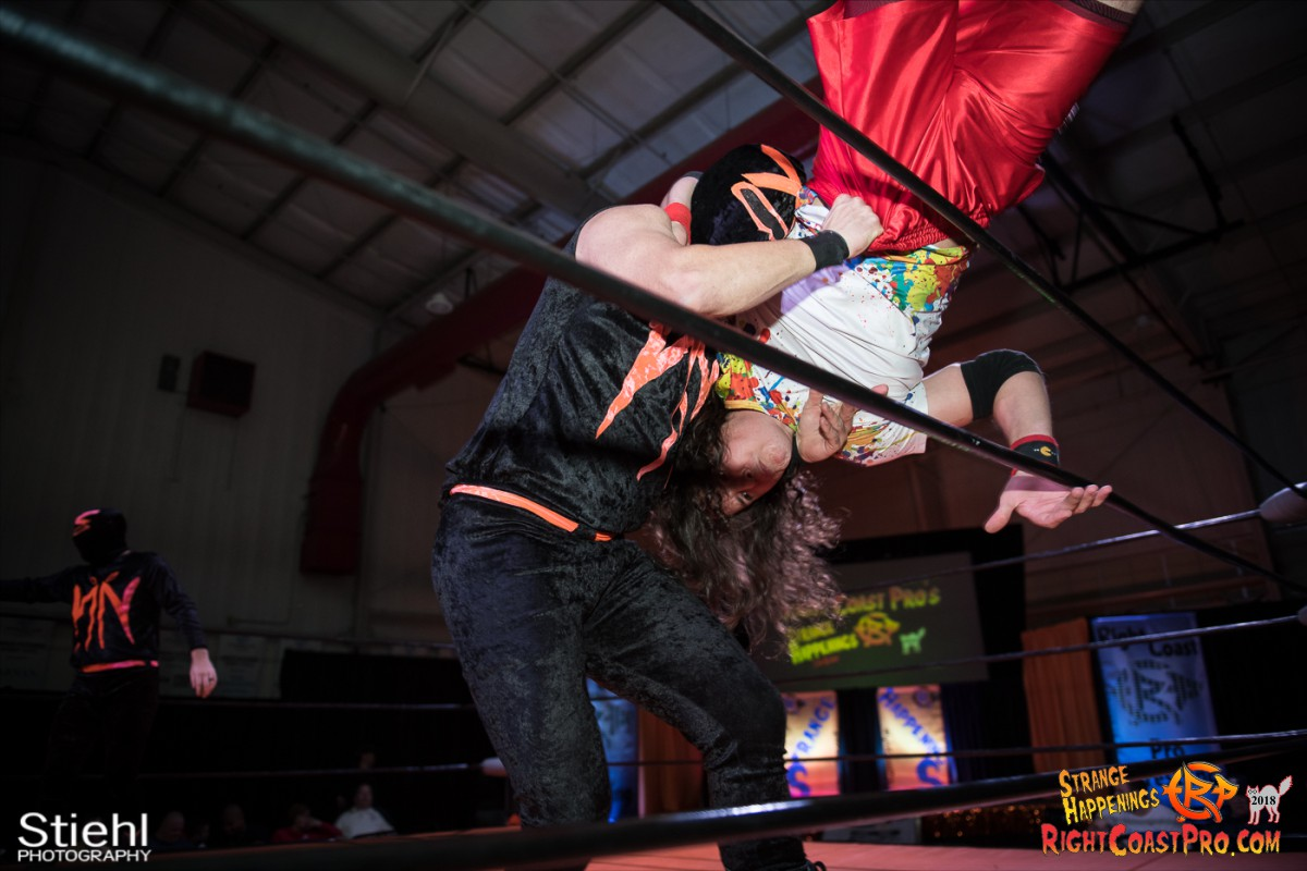 14 GauntletMatch RCP49 RIGHTCOASTPRO WRESTLING DELAWARE