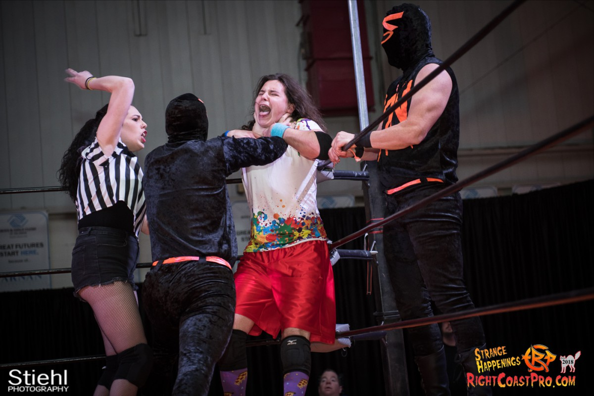 15 GauntletMatch RCP49 RIGHTCOASTPRO WRESTLING DELAWARE
