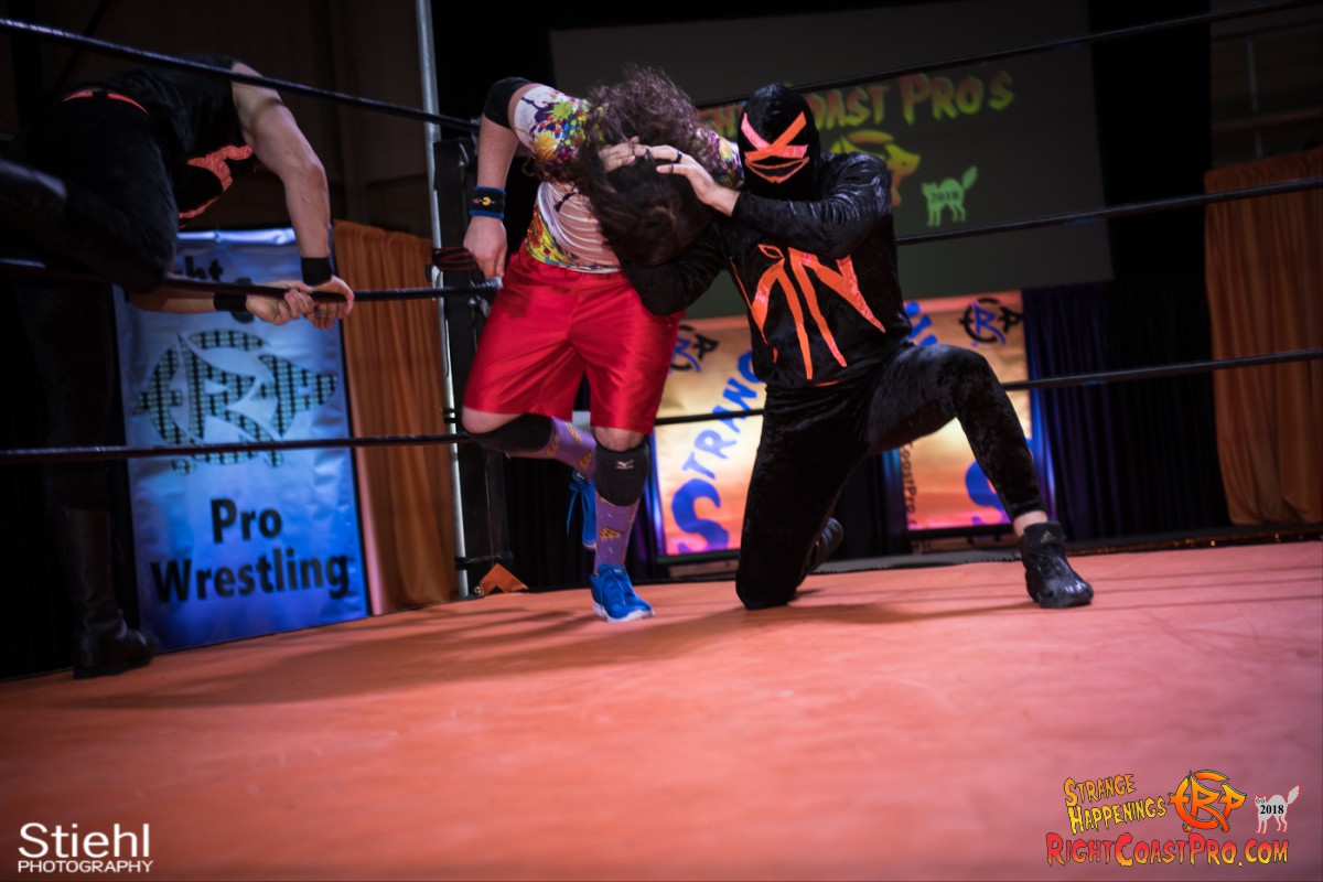 16 GauntletMatch RCP49 RIGHTCOASTPRO WRESTLING DELAWARE
