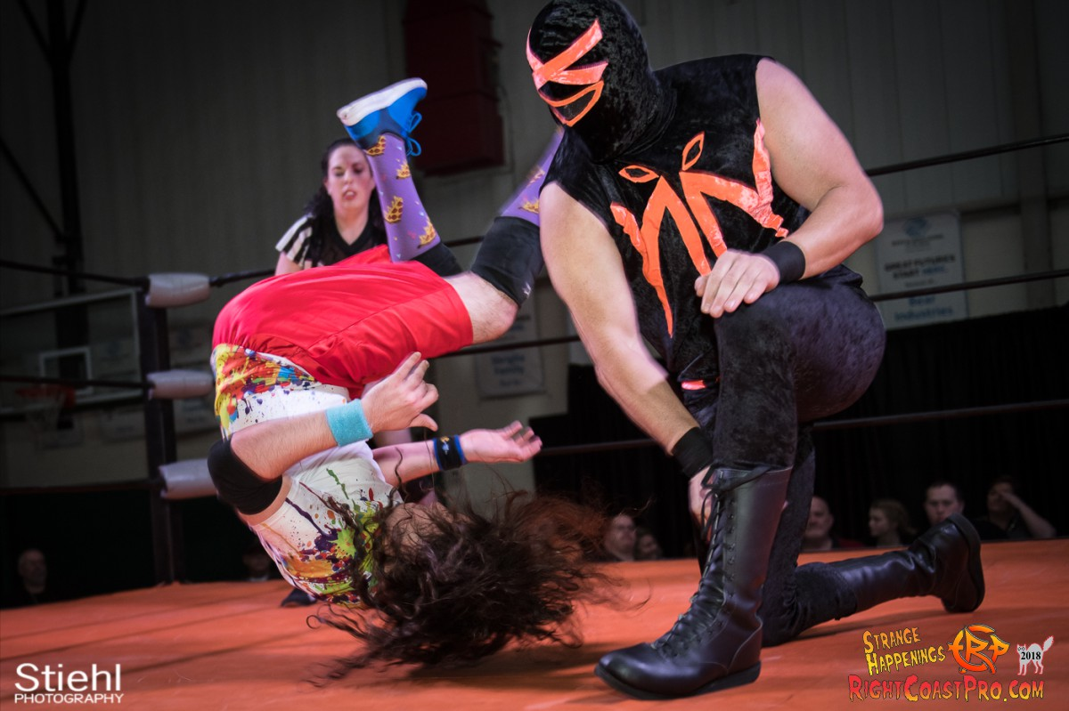19 GauntletMatch RCP49 RIGHTCOASTPRO WRESTLING DELAWARE