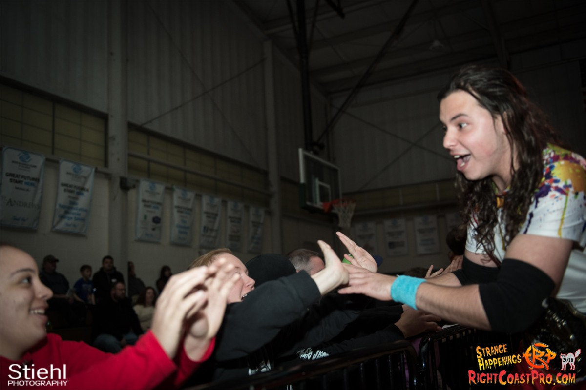2 GauntletMatch RCP49 RIGHTCOASTPRO WRESTLING DELAWARE