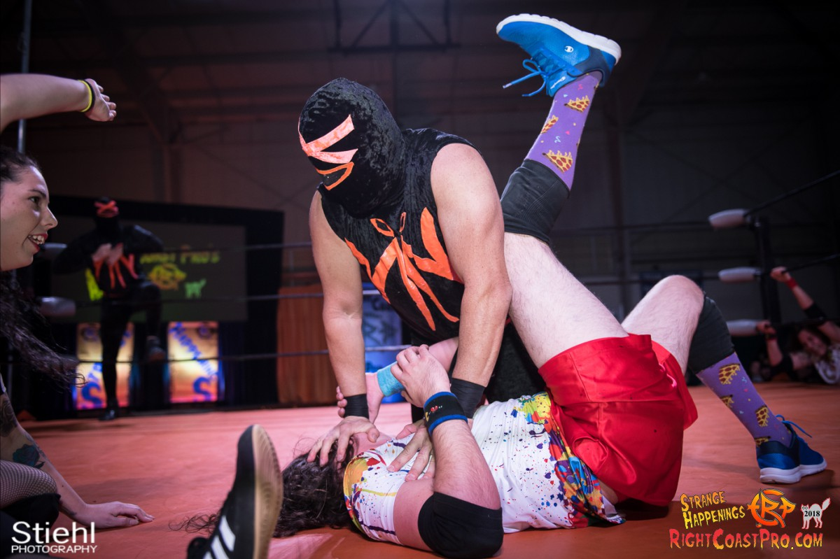 20 GauntletMatch RCP49 RIGHTCOASTPRO WRESTLING DELAWARE