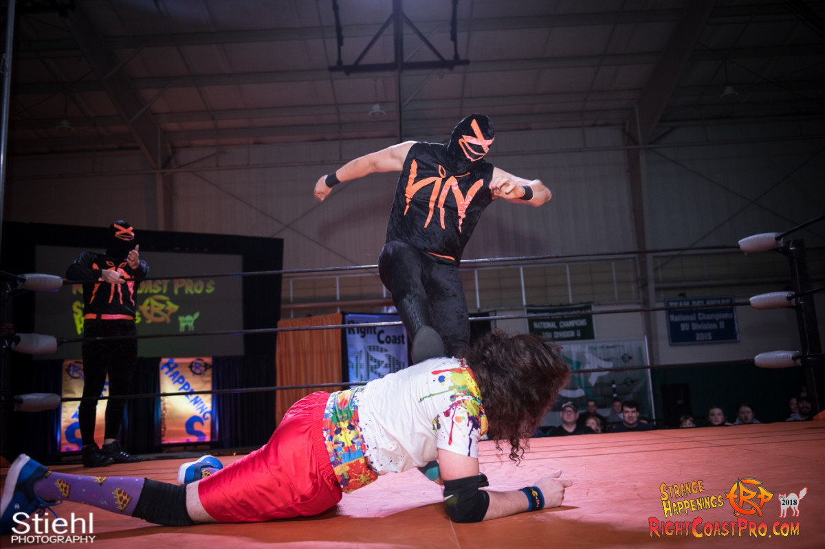 22 GauntletMatch RCP49 RIGHTCOASTPRO WRESTLING DELAWARE
