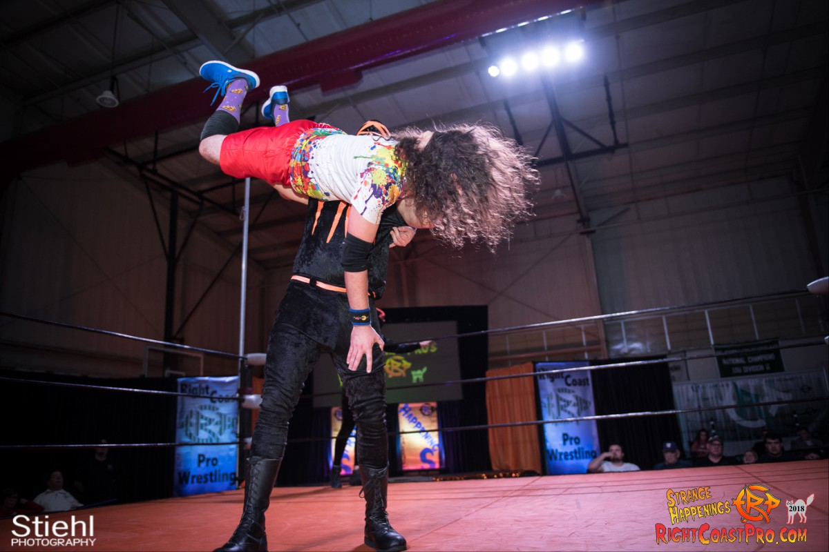 23 GauntletMatch RCP49 RIGHTCOASTPRO WRESTLING DELAWARE