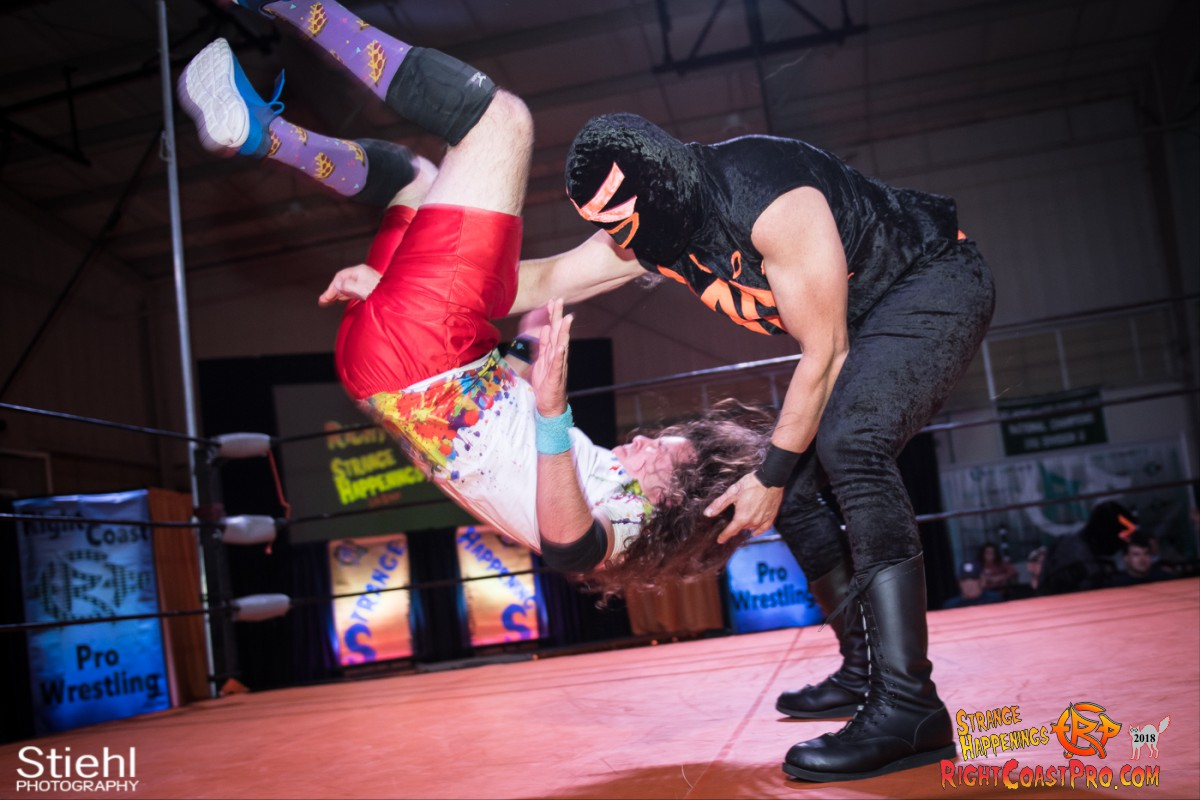 24 GauntletMatch RCP49 RIGHTCOASTPRO WRESTLING DELAWARE
