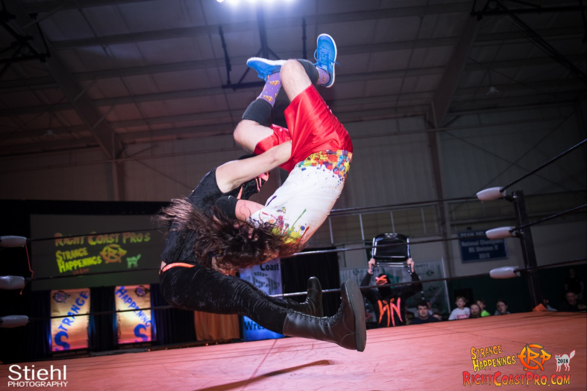 25 GauntletMatch RCP49 RIGHTCOASTPRO WRESTLING DELAWARE