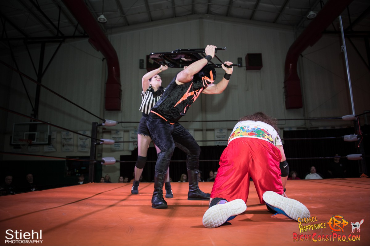 27 GauntletMatch RCP49 RIGHTCOASTPRO WRESTLING DELAWARE