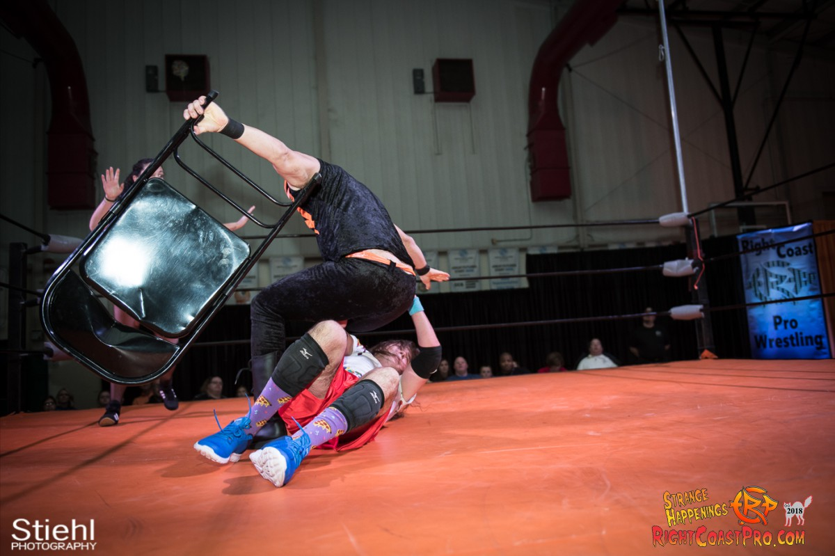 28 GauntletMatch RCP49 RIGHTCOASTPRO WRESTLING DELAWARE