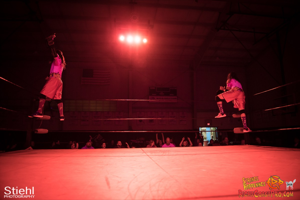 3 GauntletMatch RCP49 RIGHTCOASTPRO WRESTLING DELAWARE