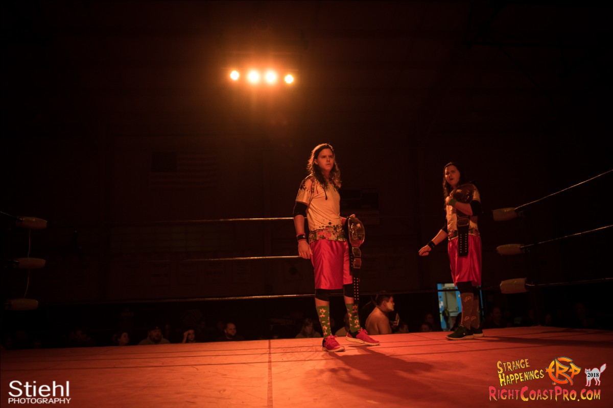 4 GauntletMatch RCP49 RIGHTCOASTPRO WRESTLING DELAWARE