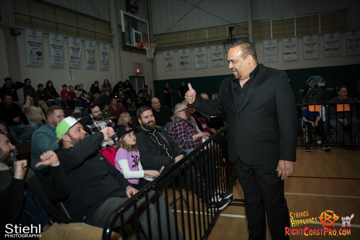 6 GauntletMatch RCP49 RIGHTCOASTPRO WRESTLING DELAWARE