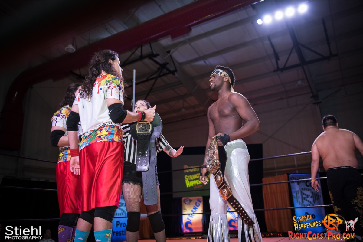 7 GauntletMatch RCP49 RIGHTCOASTPRO WRESTLING DELAWARE