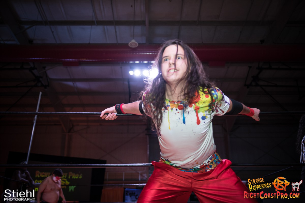 8 GauntletMatch RCP49 RIGHTCOASTPRO WRESTLING DELAWARE