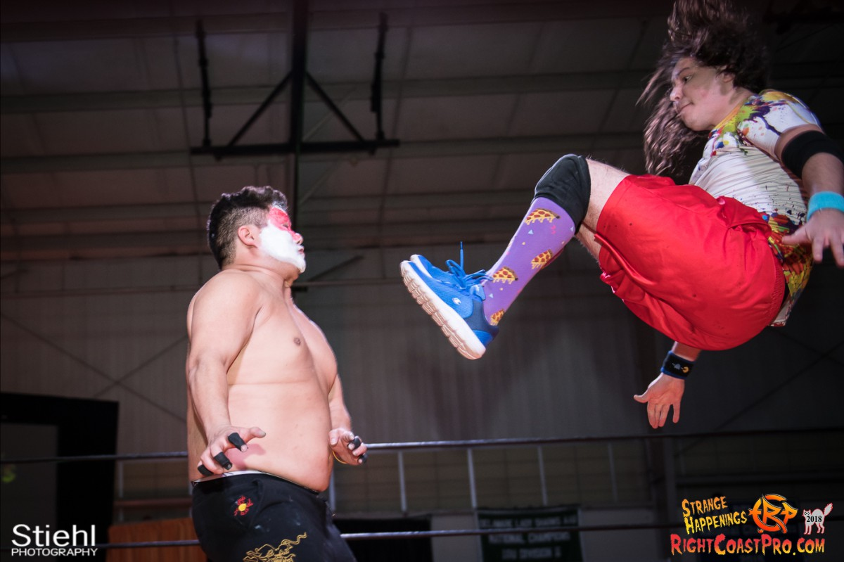 9 GauntletMatch RCP49 RIGHTCOASTPRO WRESTLING DELAWARE