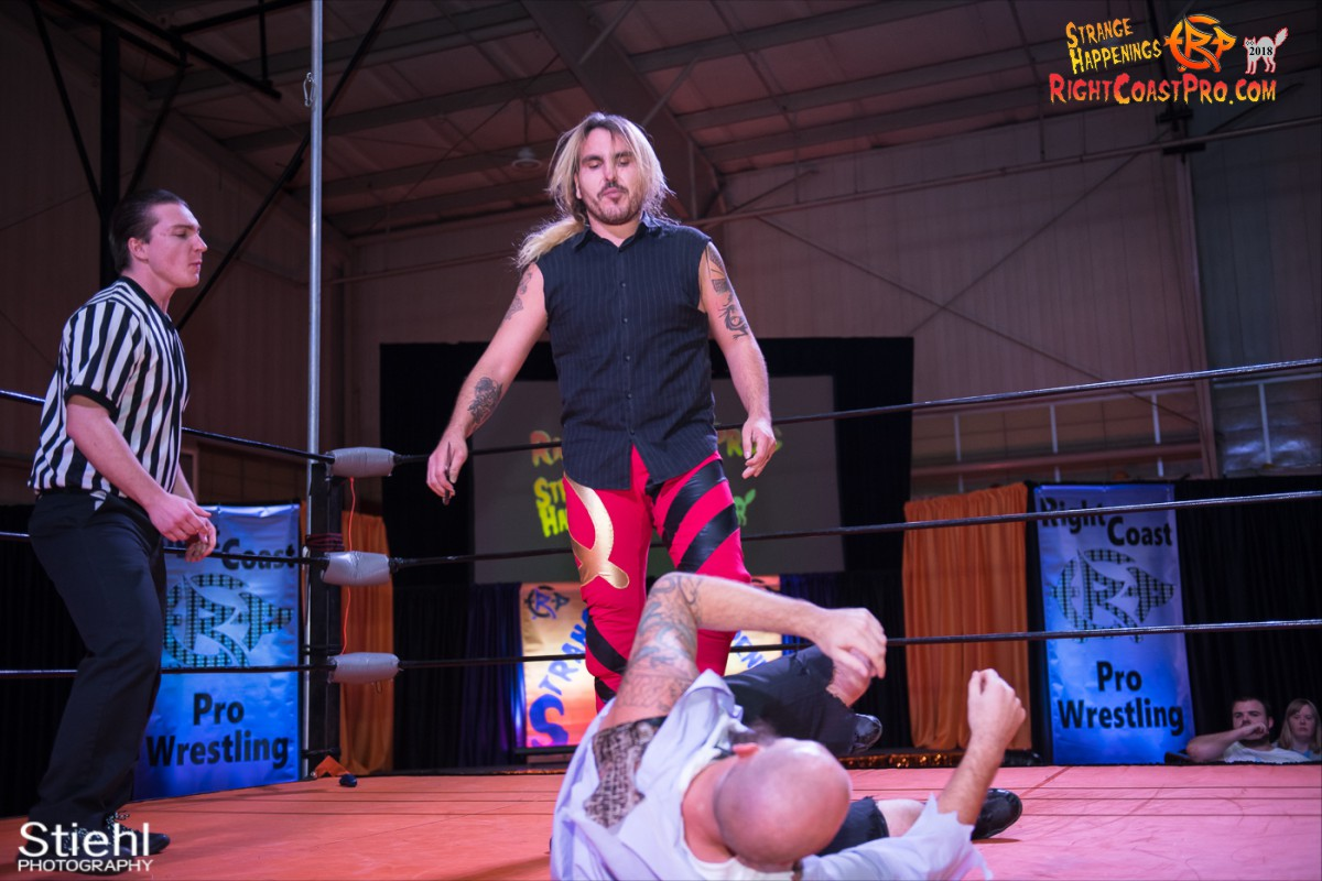 23 Hair Beard RCP49 RIGHTCOASTPRO WRESTLING DELAWARE