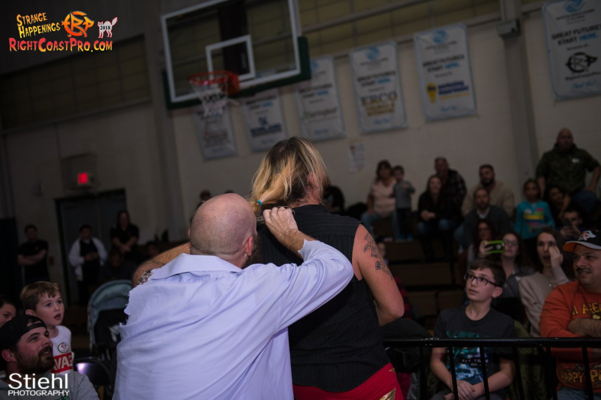 34 Hair Beard RCP49 RIGHTCOASTPRO WRESTLING DELAWARE