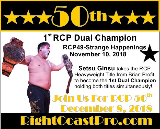 50thCommemorative 1stDUALChampion