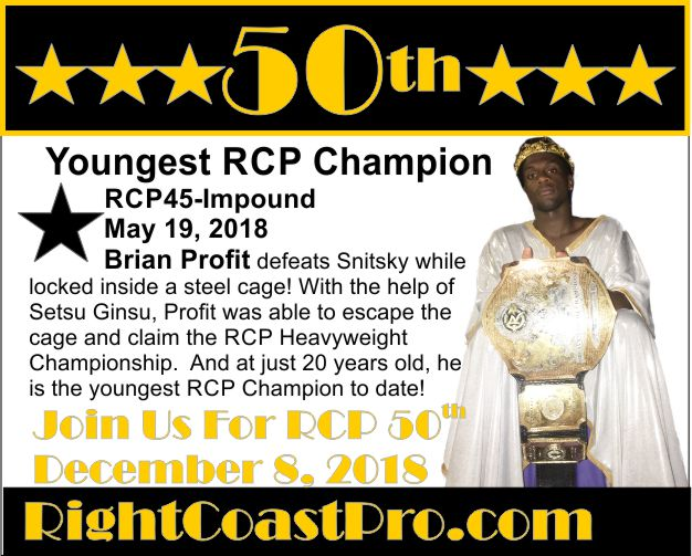 50thCommemorative YoungestChamp Profit 1