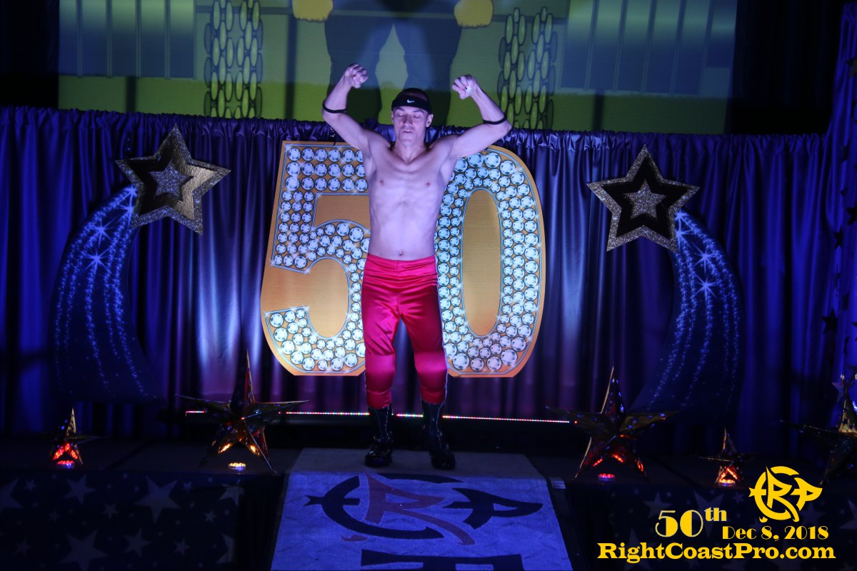 4 Glenn Royal RCP50 RightCoastProWrestlingDelaware