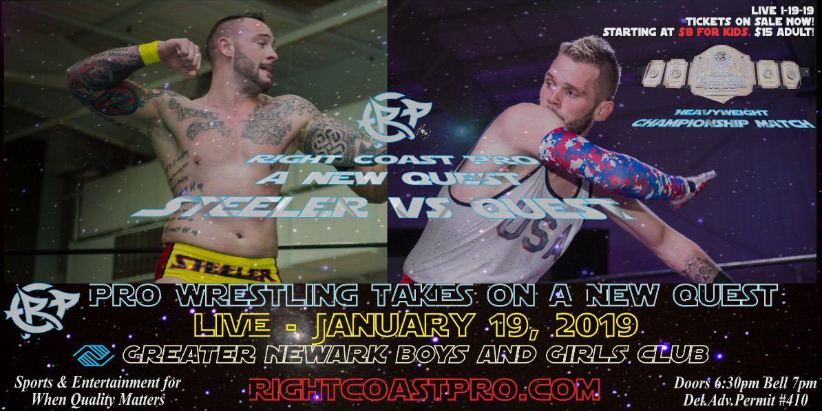 Quest Steeler web RCP 51 RightCoastPro NewQuest