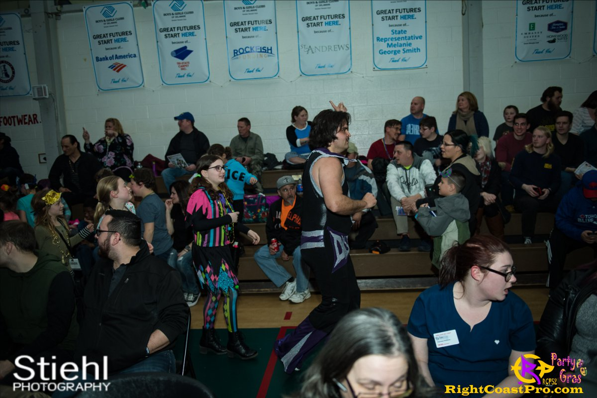 Cecil Whirly 19 RCP52 PARTYGRAS rightcoastpro wrestling delaware