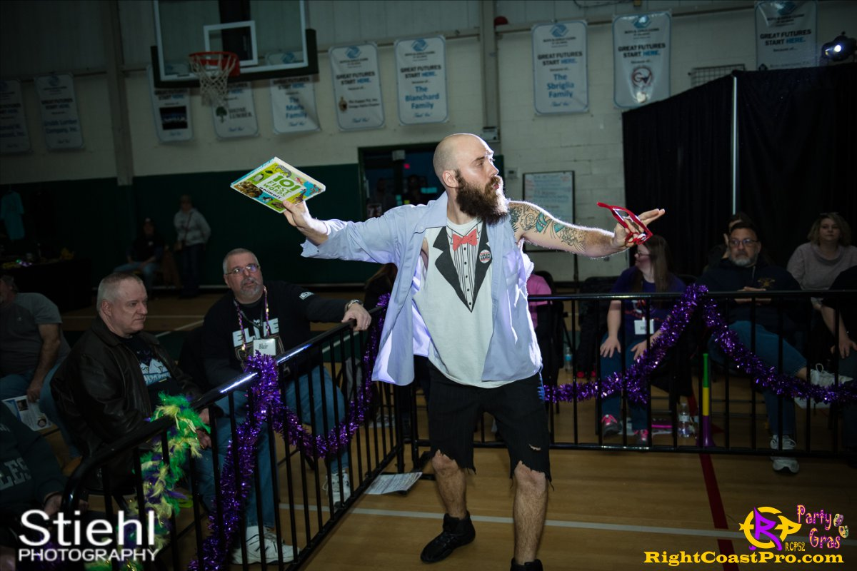 Cecil Whirly 2 RCP52 PARTYGRAS rightcoastpro wrestling delaware
