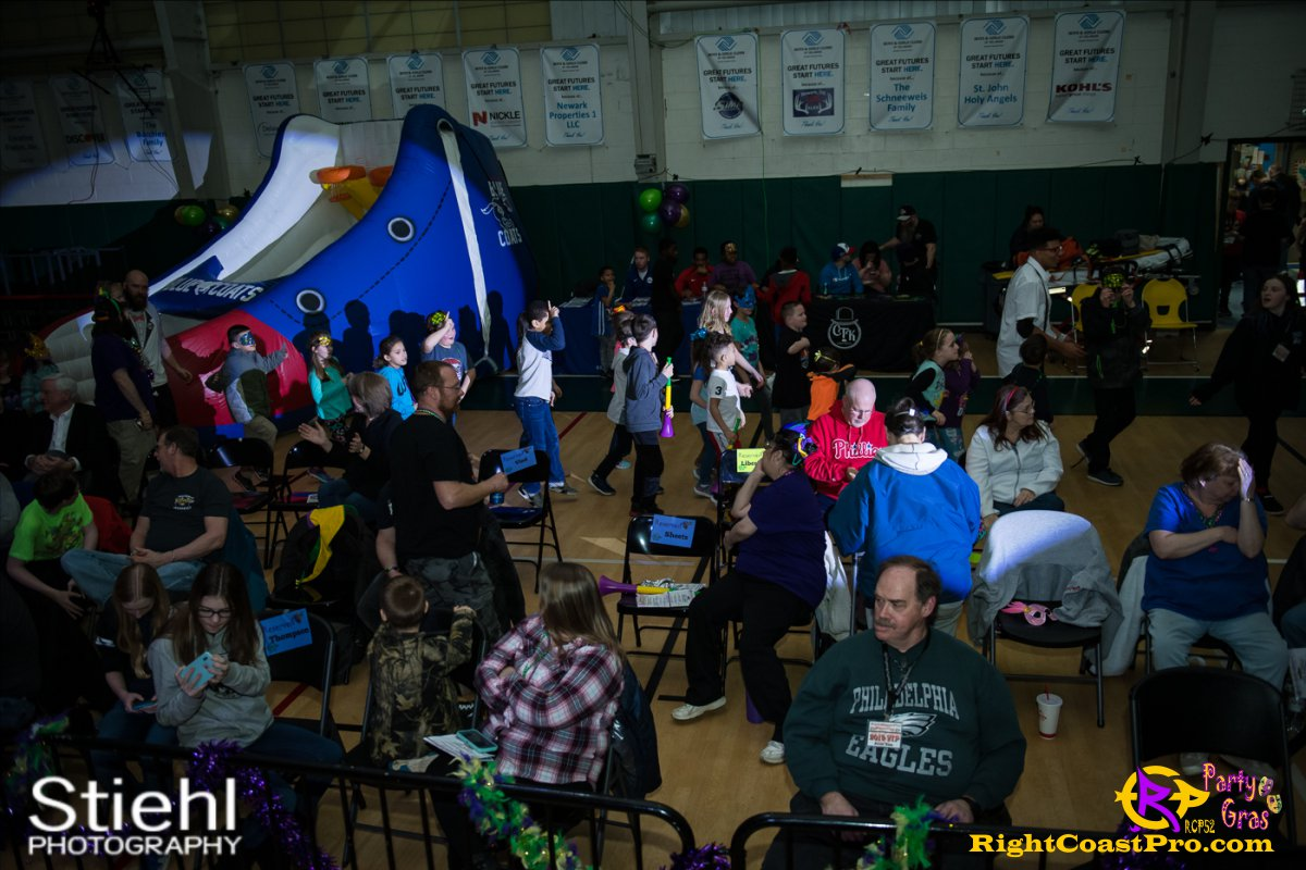 Cecil Whirly 20 RCP52 PARTYGRAS rightcoastpro wrestling delaware