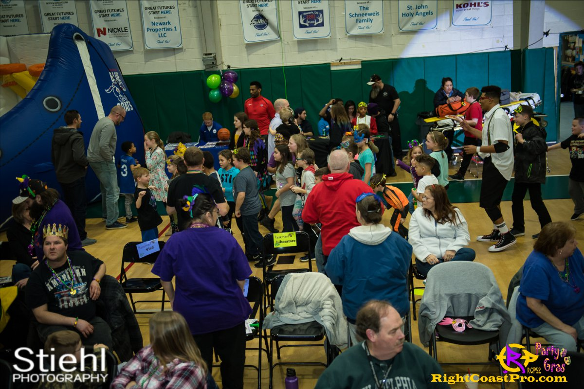 Cecil Whirly 21 RCP52 PARTYGRAS rightcoastpro wrestling delaware