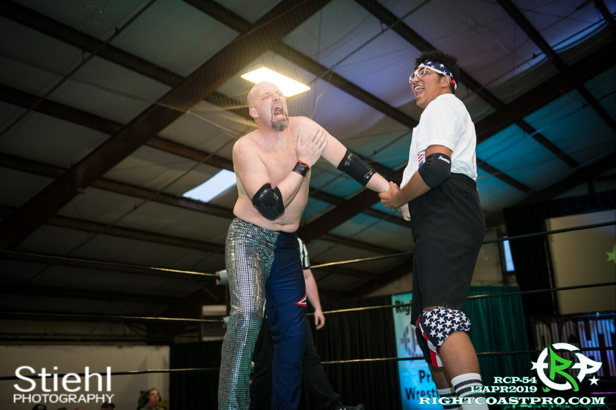 RCP54 13 Dexter Harry RightCoastProWrestlingDelaware