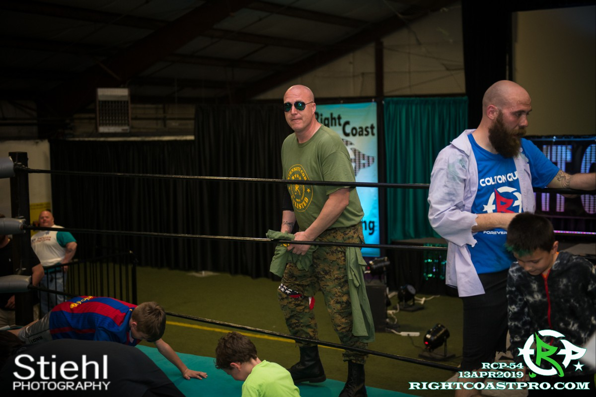 RCP54 1 Intensity Fitness RightCoastProWrestlingDelaware