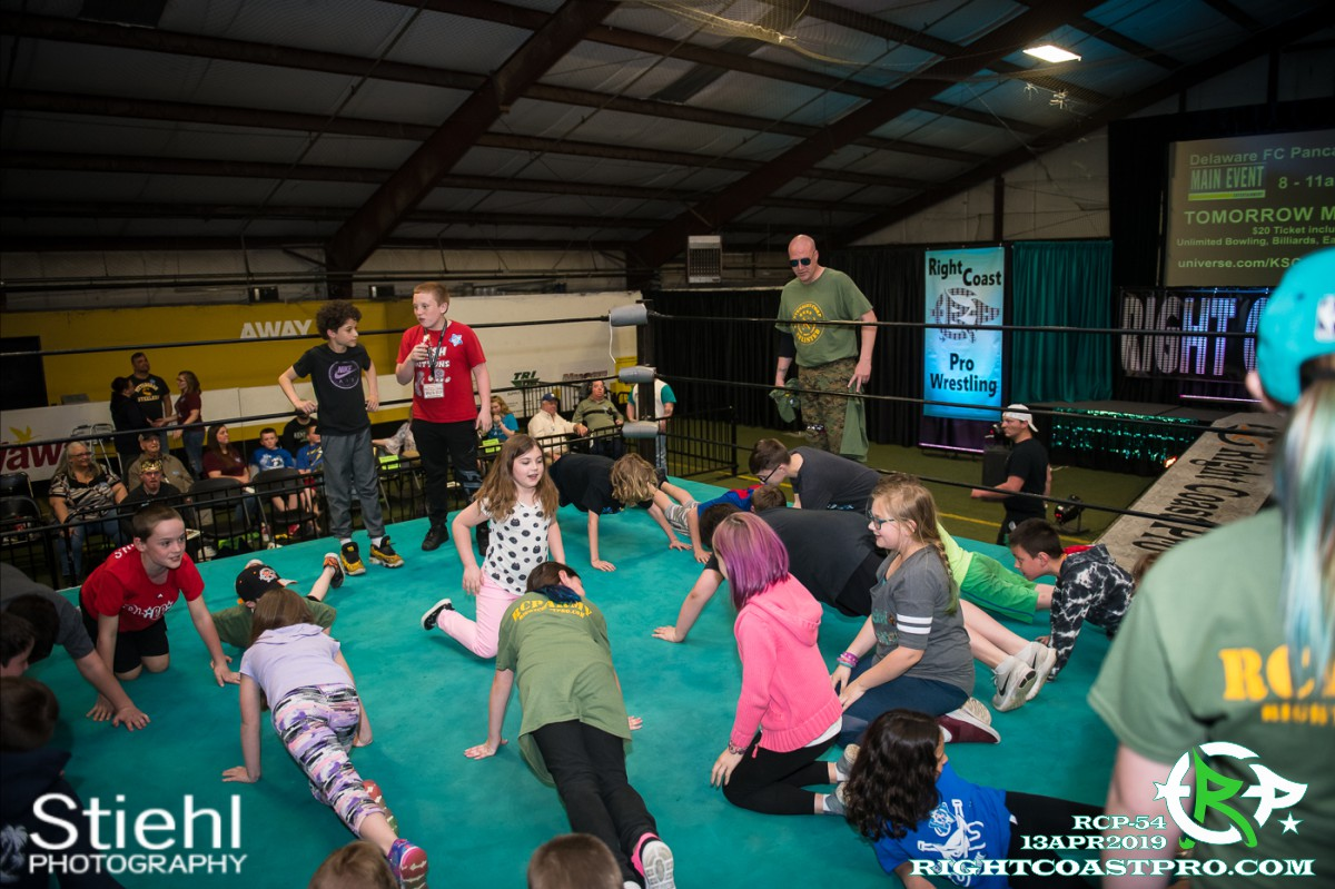 RCP54 3 Intensity Fitness RightCoastProWrestlingDelaware
