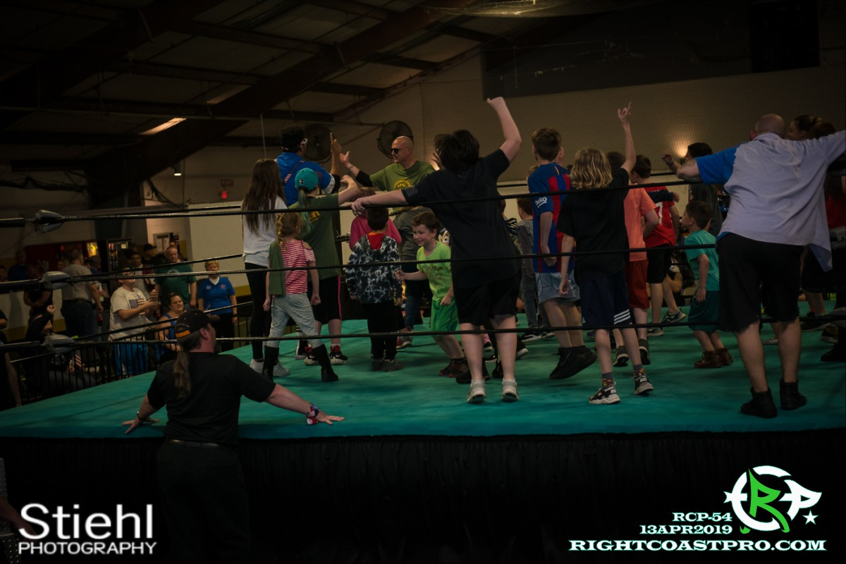 RCP54 4 Intensity Fitness RightCoastProWrestlingDelaware
