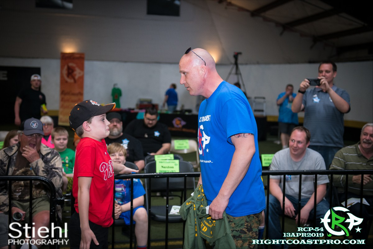 RCP54 6 Intensity Fitness RightCoastProWrestlingDelaware