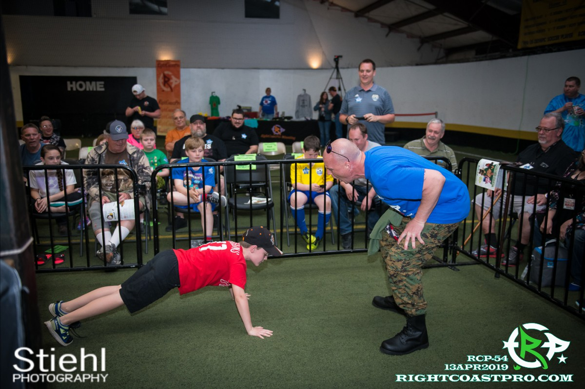 RCP54 7 Intensity Fitness RightCoastProWrestlingDelaware