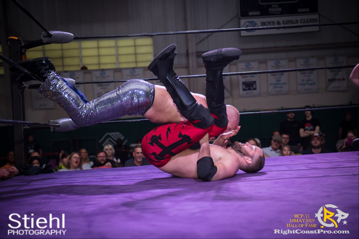 RCP55 31 rush fourway hof RightCoastProWrestlingDelaware