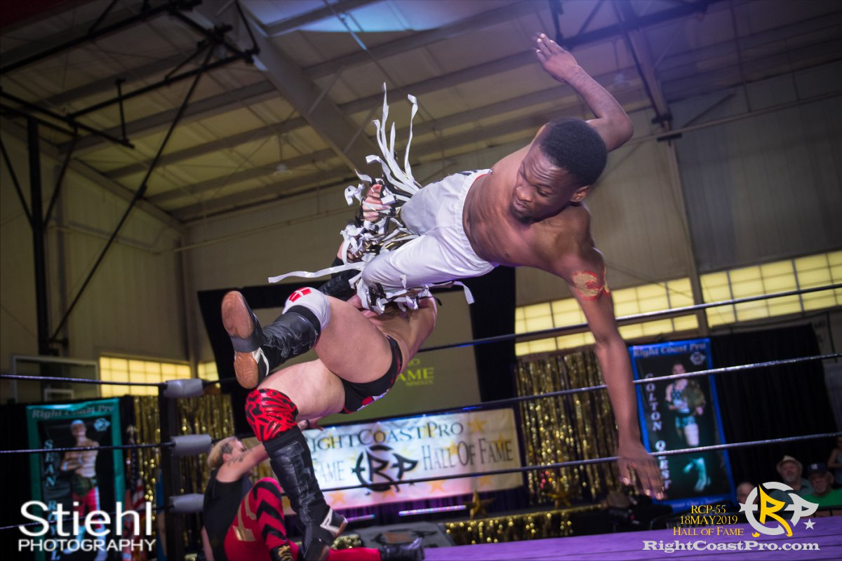 RCP55 7 rush fourway hof RightCoastProWrestlingDelaware