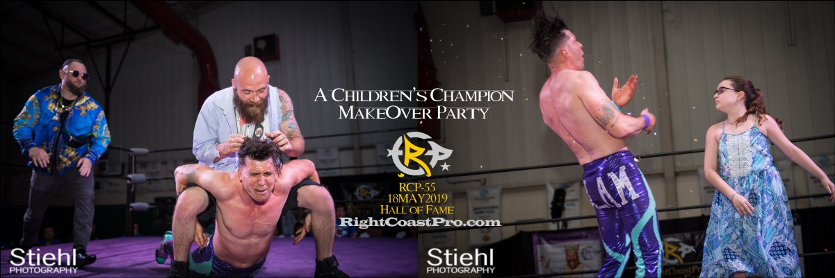 RCP55 ChildChamp 1200 hof RightCoastProWrestlingDelaware