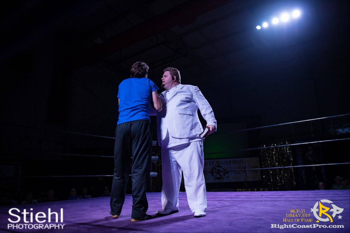 RCP55 2 god hof RightCoastProWrestlingDelaware